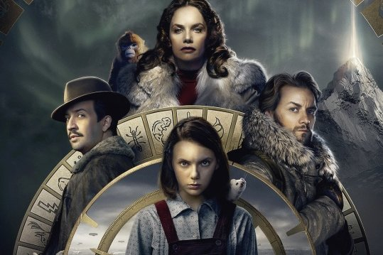 "Blu-rays und DVD von ""His Dark Materials"""