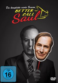 Better Call Saul - Die komplette vierte Season